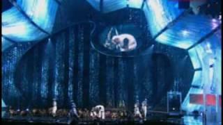 p diddy usher ginuwine busta rhymes pharrel mtv video music awards 2002