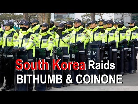 South Korea Regulating Crypto Currenices? | BREAKING NEWS | Crypto Price Movement 2018