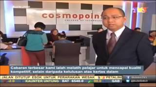 Introduction Cosmopoint Kota Kinabalu Sabah