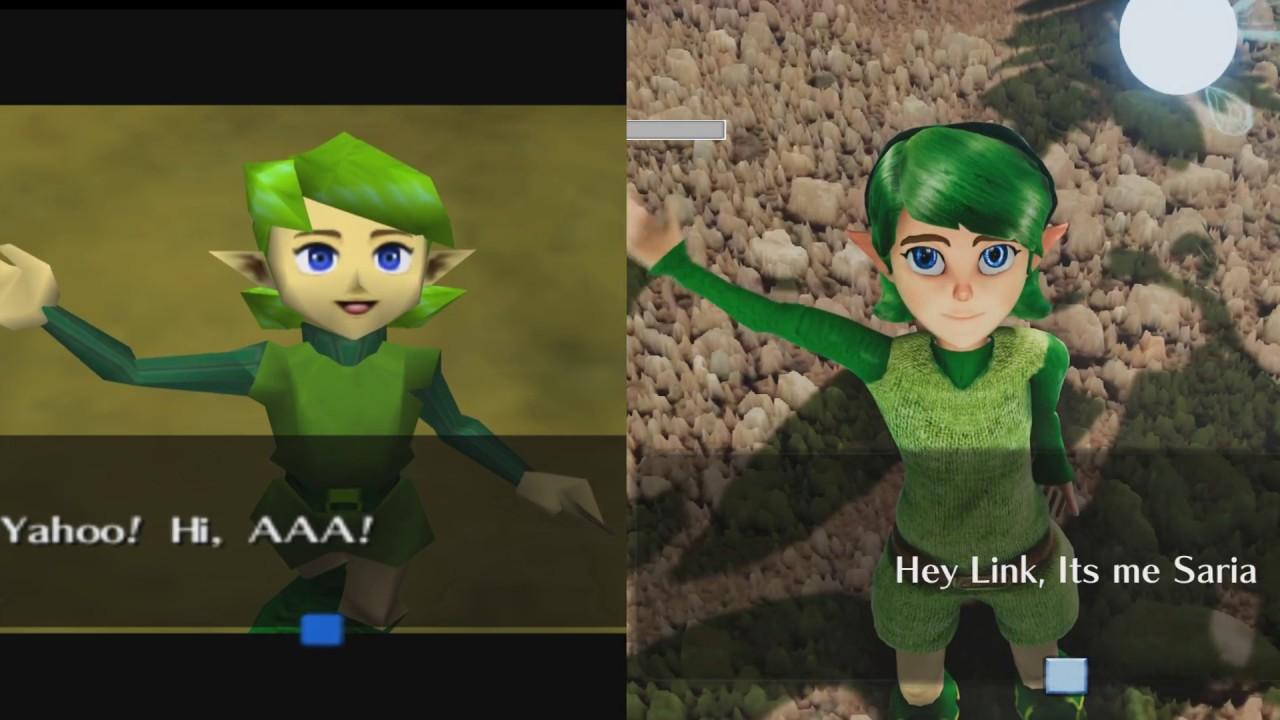 The Legend of Zelda: Ocarina of Time - Unreal Engine 4