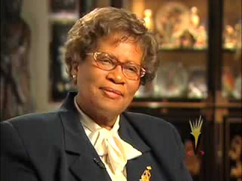 M. Joycelyn Elders: The Importance of Sex Education