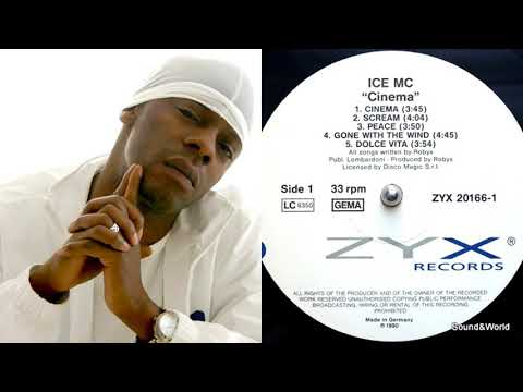 ICE MC – Cinema (Vinyl, LP, Album) 1990.