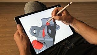 Shapr3D - думаю і дизайну в 3D