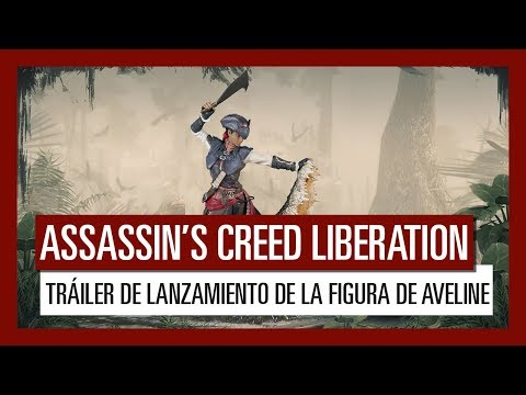 Assassin's Creed Liberation - Tráiler de la figura de Aveline (la Assassin de Nueva Orleans) thumbnail