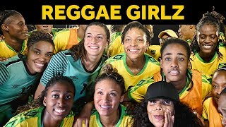 How Bob Marley's Daughter Cedella Saved The Jamaica Women's National Team