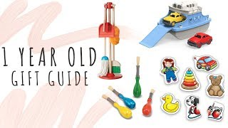 Toys For 1 Year Olds | Gift Guide