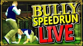 "BULLY SPEEDRUN! - ""NEW ROUTE HYPE?"" (2h 42m 6s)"