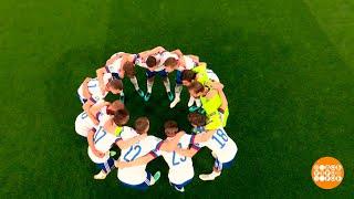 Евро-2020: наши игроки готовятся. Доброе утро. Фрагмент выпуска от 16.06.2021