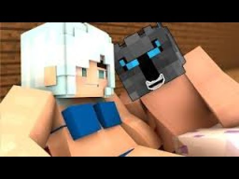 PopularMMOs Pat And Jen Minecraft Pat And Jen SEX CHALLENGE GAMES Lucky Block Mod