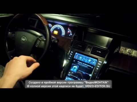 Мультимедиа Tesla в Nissan Teana J31 2007
