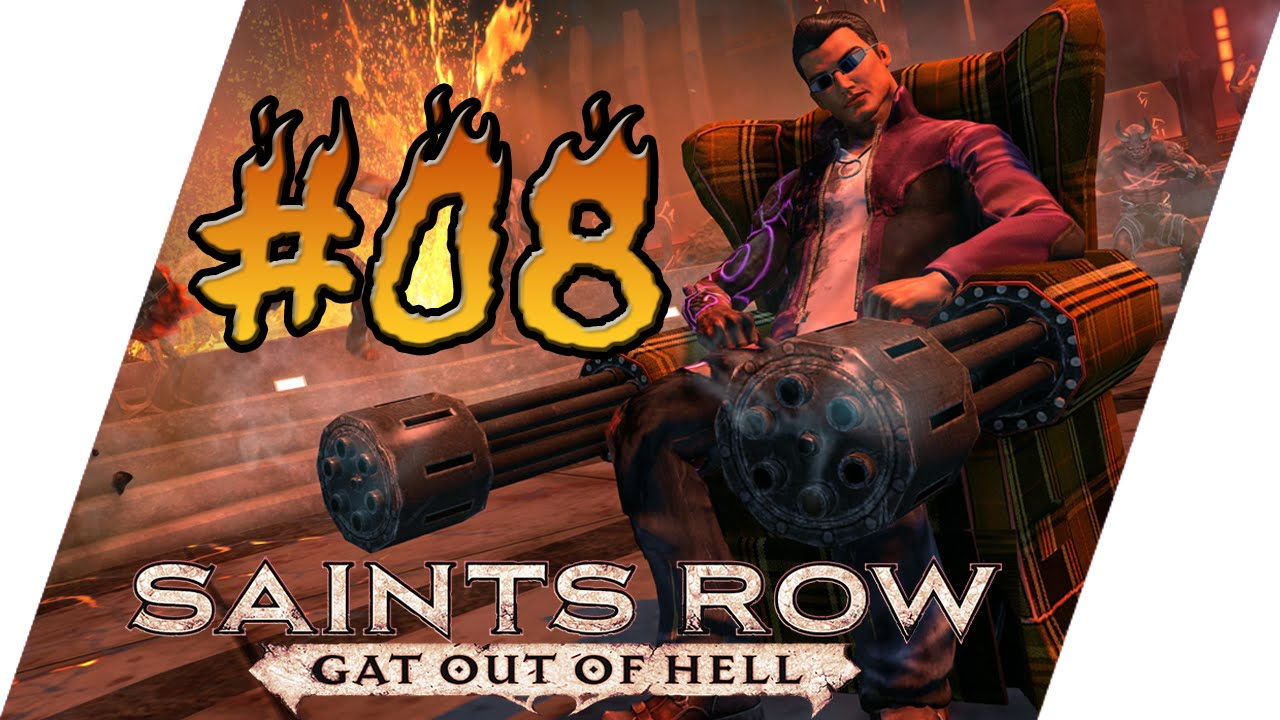 Saints Row Gat Out Of Hell Sessel Saints Row Gat Out Of Hell 08 Der Sessel Des Todes Ger Hd