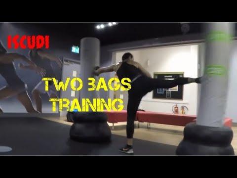 MMA 2 BAG TRAINING 2015