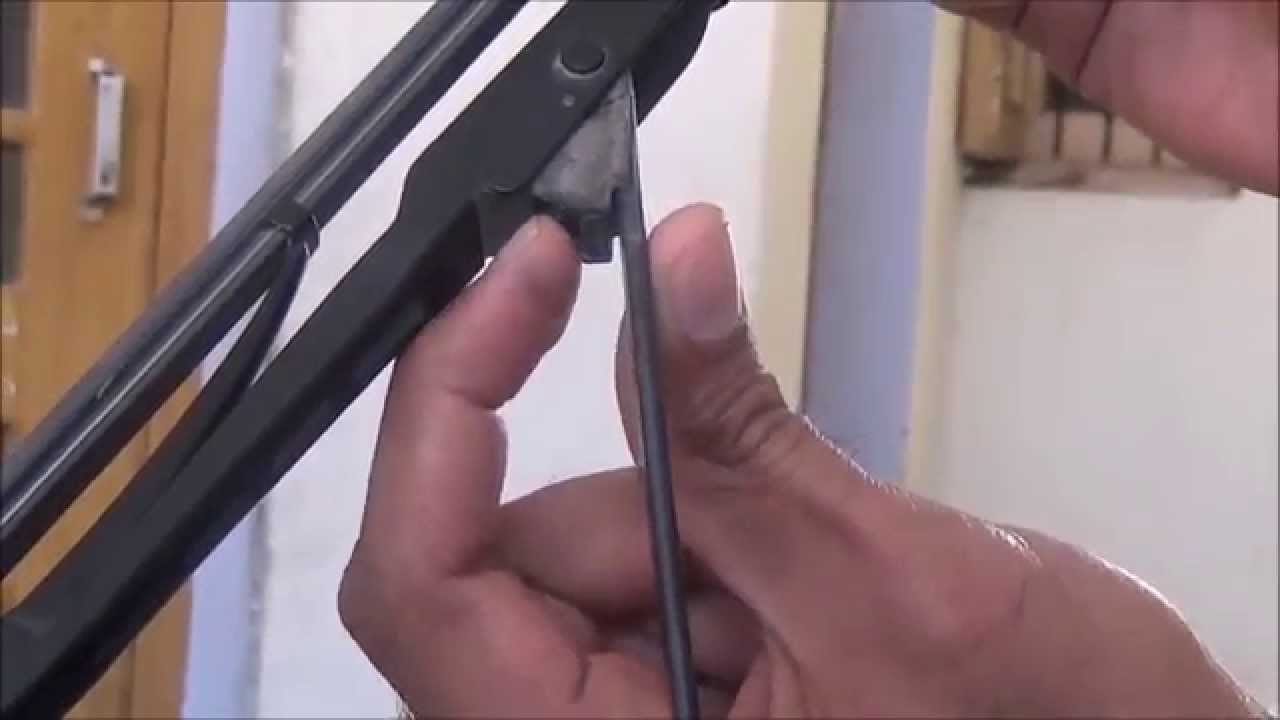 How To Change Wiper Blade Of Maruti Suzuki Alto Swift 800 Youtube Power Windows Installation For 800centrallockingwiringjpg