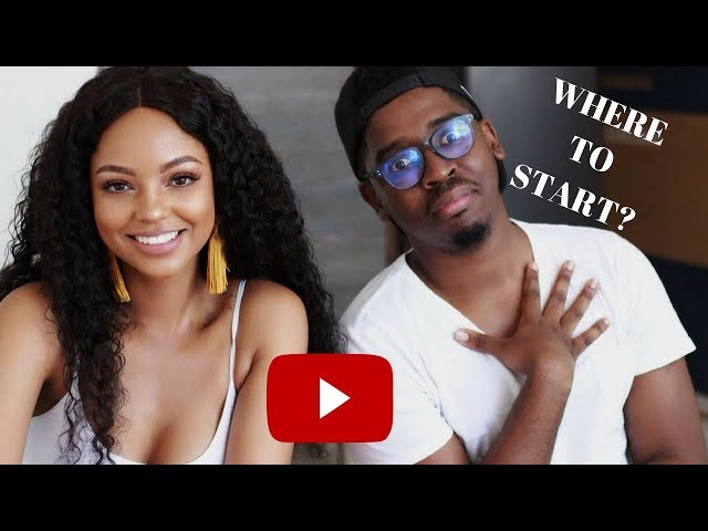 Advice On Starting A YouTube Channel ft. SIBU MPANZA  | MIHLALI N