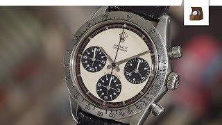 TEUERSTE UHR DER WELT! // Rolex Daytona Paul Newman // Deutsch // FullHD