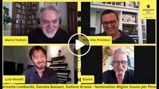 Luca Novelli & Gianni Pallotto - Soundtrack City in Pillole #02