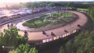 Brewerton Speedway on July 1