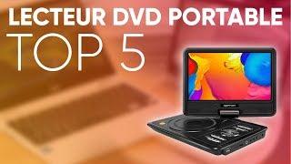 TOP5 : MEILLEUR LECTEUR DVD PORTABLE (2018)