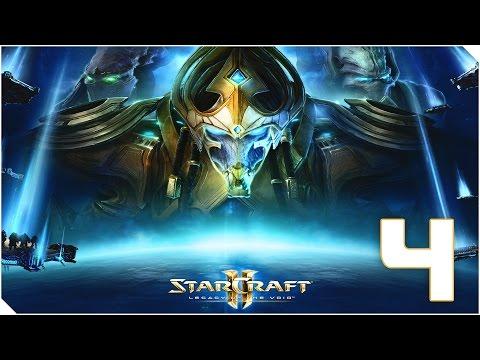STARCRAFT 2 Legacy of the Void | Capitulo 4 | ZERATUL VS ARTANIS EPICOOO