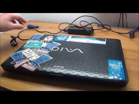 Sony Vaio VPCZ13EGX Infineon Treiber Windows 7