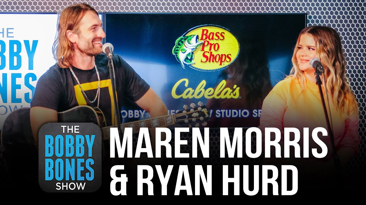 Maren Morris and Ryan Hurd On Life as New Parents