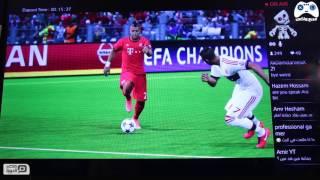 مصر العربية | مباراة اسماعيلي اس سي ومصر العربية في مربع واكس '' الذهاب