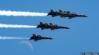 Minnesota National Guard Conducts Flyovers Honoring COVID-19 Frontline Workers