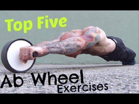 Top Five Ab Wheel Exercises