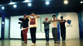Beast - Soom mirrored dance practice
