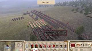 Gameplay - Rome Total War - Part 1