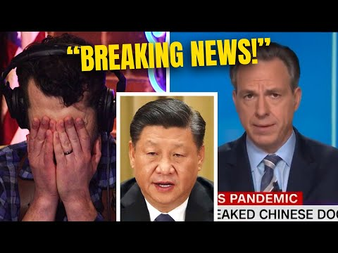 BREAKING! CNN...Admits China Lied About Covid   Louder With Crowder