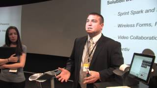 Vantiv at Sprint Executive Briefing Center with Ryan Roedesheimer and Matthew Landers