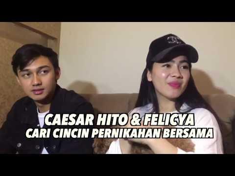 PASANGAN MUDA CAESAR HITO & FELICYA SELANGKAH MENUJU PERNIKAHAN - STAR UPDATE 15/12