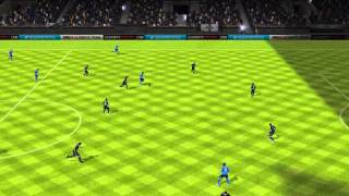 FIFA 14 Android - Morocco VS América