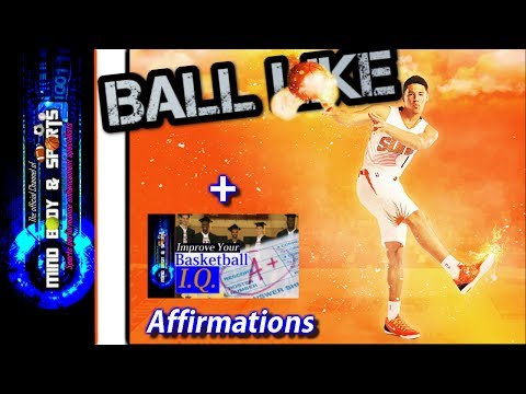 How to ball like Devin Booker with how to improve your basketball I.Q. affirmations (17.5khz)