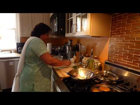 How to make flattened rice( poha)