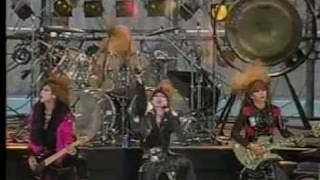 X Japan - Kurenai (live at Nagoya Rock Wave - 1989.04.30)