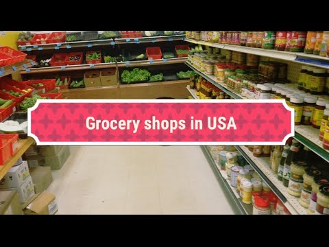 Grocery Shopping along with TIPS in TAMIL | US| Traders joe haul | Indian Halal store