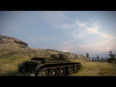 World Of Tanks: Battle With BT-2 (#76)