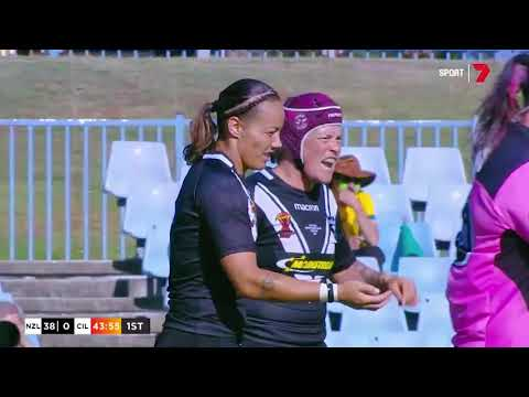 2017 Women's World Cup: New Zealand V Cook Islands