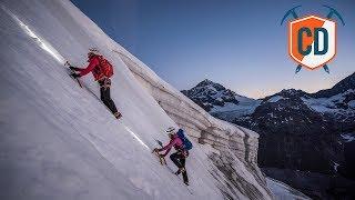 Challenge Of A Lifetime: Liv Sansoz Scales 82 Alpine 4,000m Peaks | Climbing Daily Ep.1291