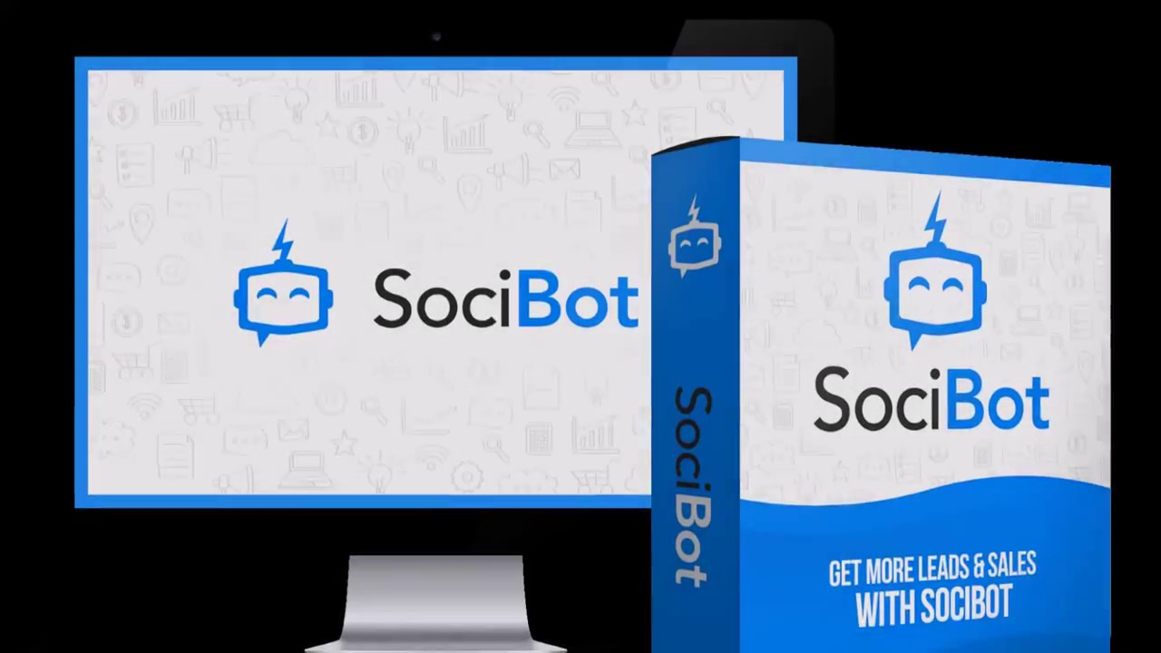 SociBot – Facebook Marketing Tool That Grows Your Business On AutoPilot