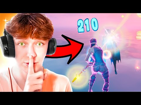 Trolling A HATER With A HACKED Fortnite Map...