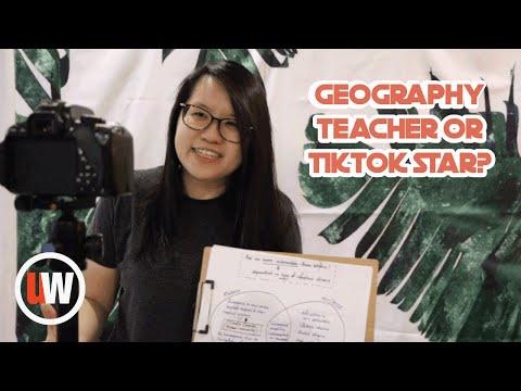 Bernice Loon: CHIJ Teacher Brings Geography Lessons Online