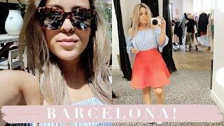 BARCELONA! - Jamie Li VLOG #22