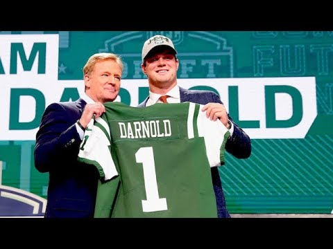 The Voice of REason: Why the Jets Won the Draft | The Rich Eisen Show | 4/30/18