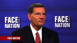 """Sen. John Barrasso: """"This is our chance"""" to change Obamacare"""