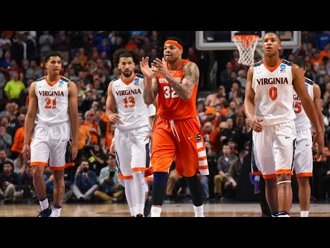 Syracuse Vs. Virginia: Syracuse Comes Back From 15-point Deficit