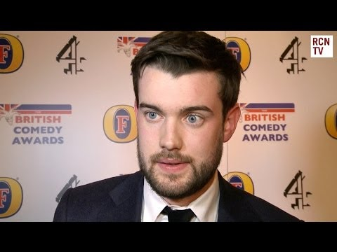 Jack Whitehall Interview - Fresh Meat & Bad Education