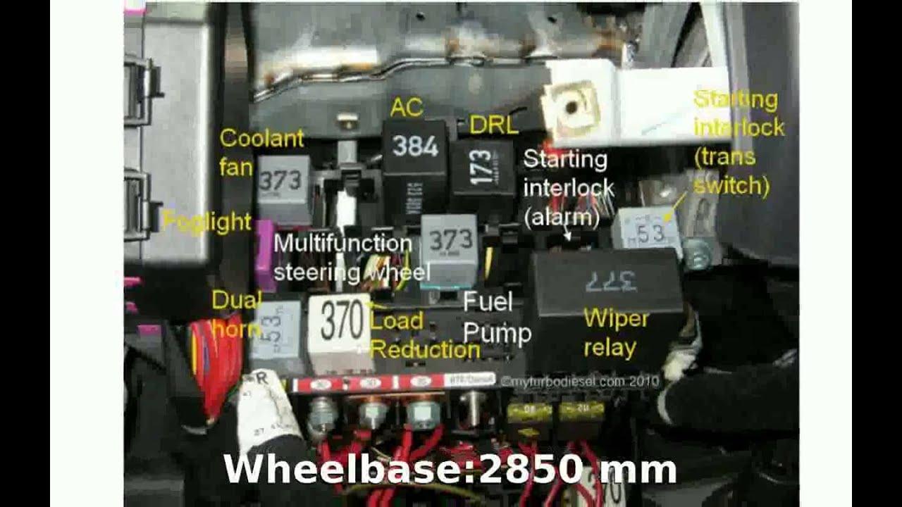 ignition control module location